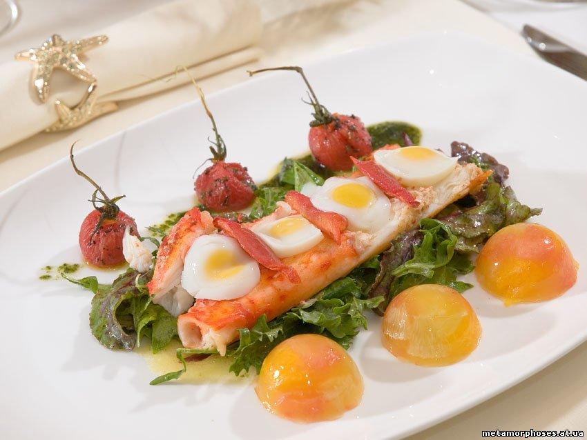 блюда молекулярной кухни рецепты с фото